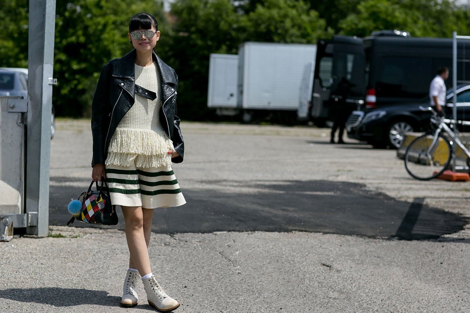Street Style by Vincenzo Grillo