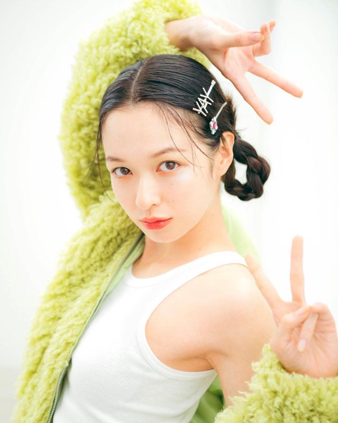 Erika Mori 森絵梨佳 in 2020 Japanese beauty, Actor model