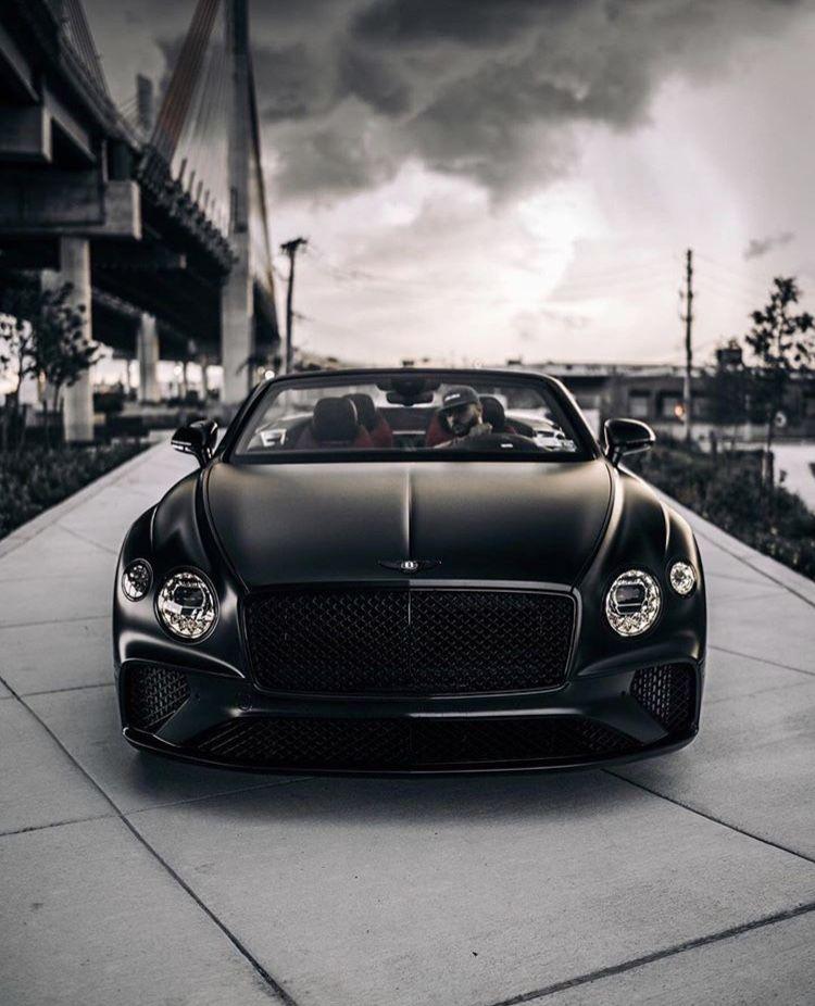 Black Out Bentley Bentley Mulsanne Bentley Continental Gt Bentley