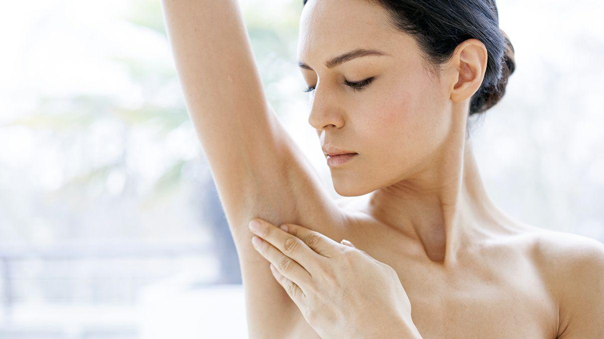 Ingrown Hair Underarm Cyst