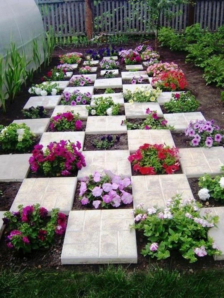 10 Lovely Flower Garden Ideas For Backyard Simple Gardening
