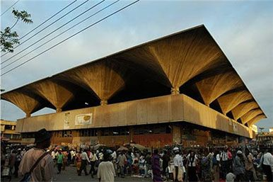 africa+architecture |  to the knowledge on african architecture