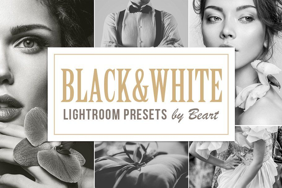 Black White Presets for Lightroom #Presets#White#Black#ins