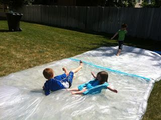 Utah County Mom Giant Water Bed Outside Sensory Bag Water Bed Summer Activities Summer Activities For Toddlers