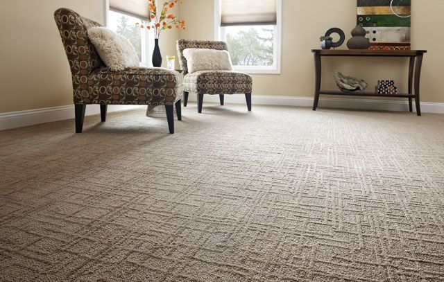 Carpet Patterns Add Visual Interest And Can Give The Room