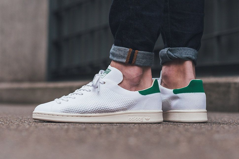 adidas Stan Smith OG Primeknit Mens White