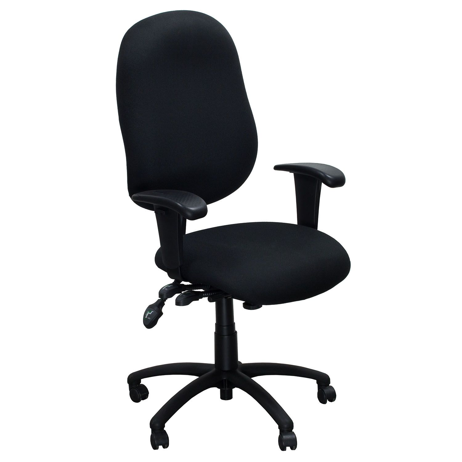 9 to 5 Seating Used High Back Task Chair Black NOLstore