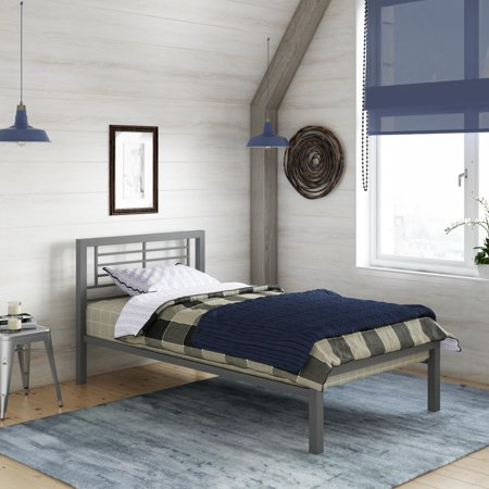 Home Metal Platform Bed Metal Beds Metal Bed Frame