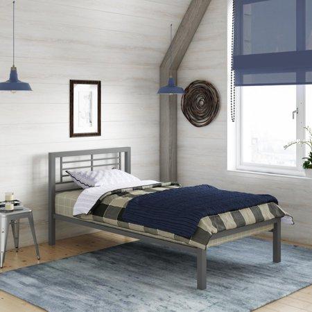 Home Metal Platform Bed Metal Beds Metal Bed Frame