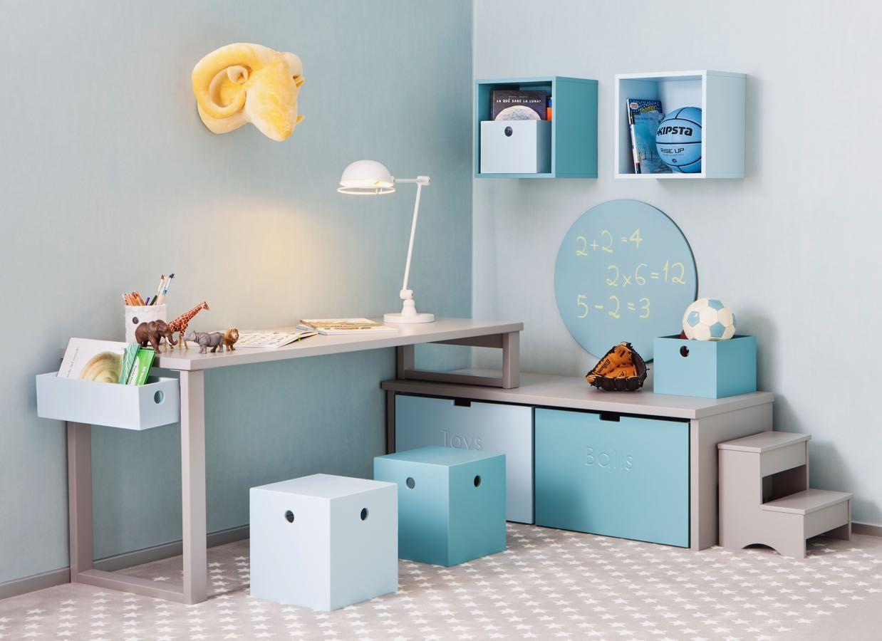 Bureau Sur Mesure Plus D Info Sur Anders Paris Com Rangement Chambre Enfant Chambre Enfant Rangement Chambre