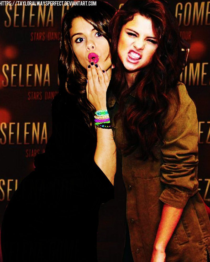 Selena Gomez And Lucy Hale Manip