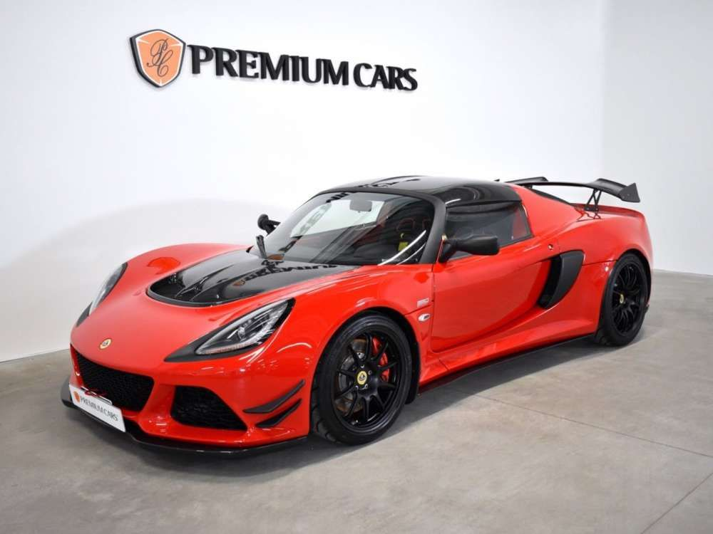2017 Lotus Exige Sport 380 Roadster Full Carbon Track Pack Tags