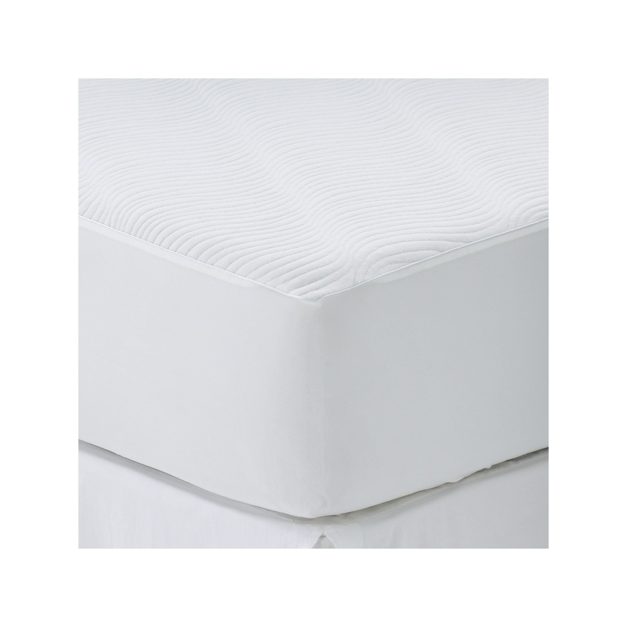 sealy posturepedic luxury knit waterproof stain release mattress