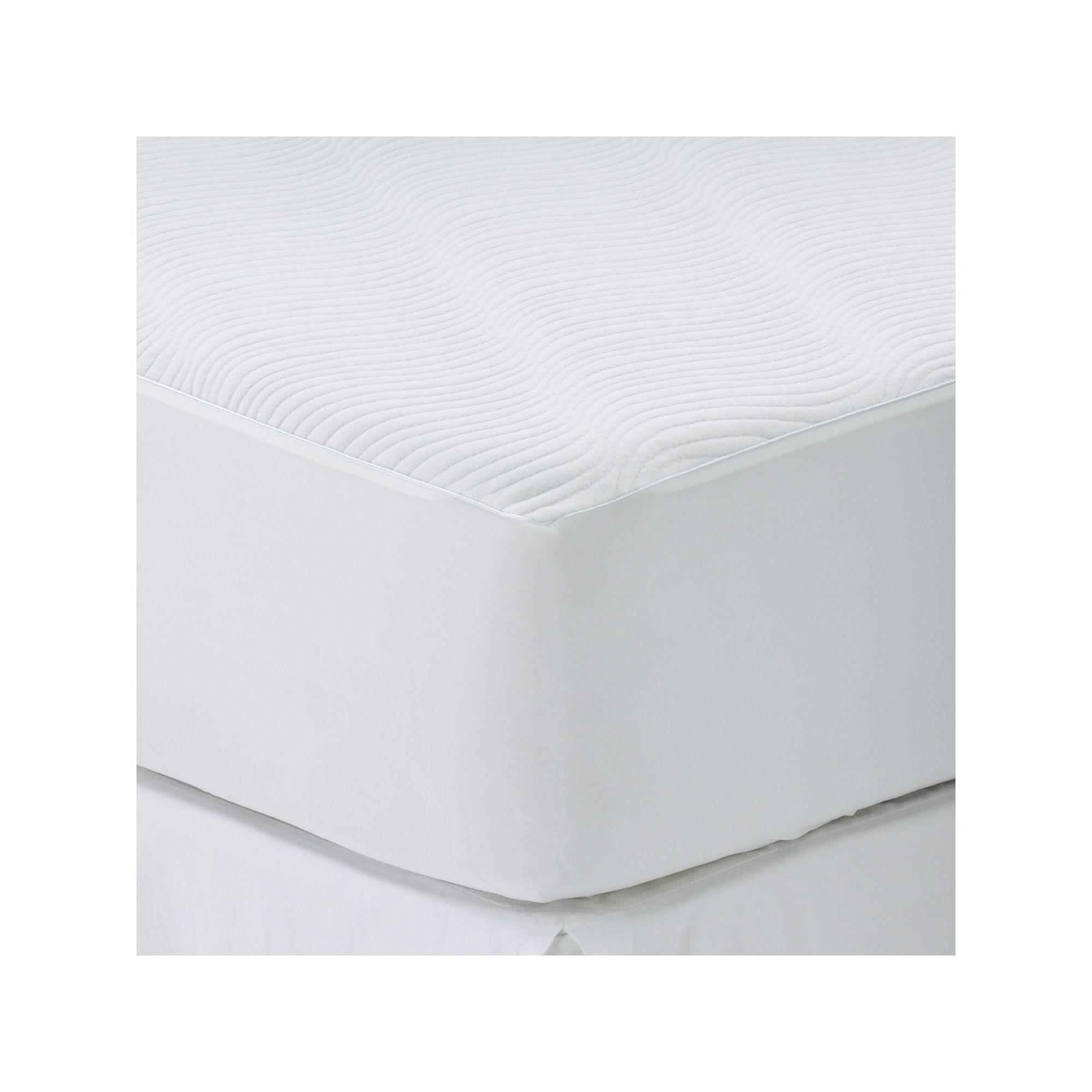sealy posturepedic luxury knit waterproof stain release mattress