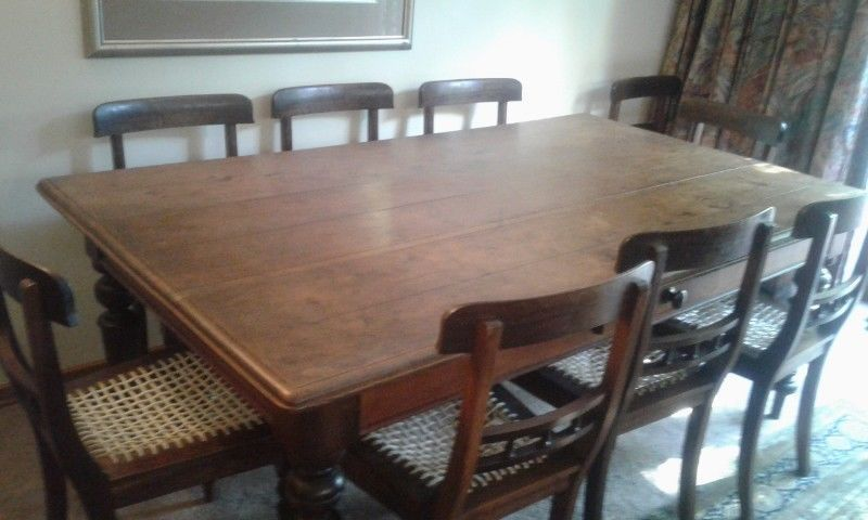 Beautiful Wooden Heirloom Furniture For Sale Eastern Pretoria