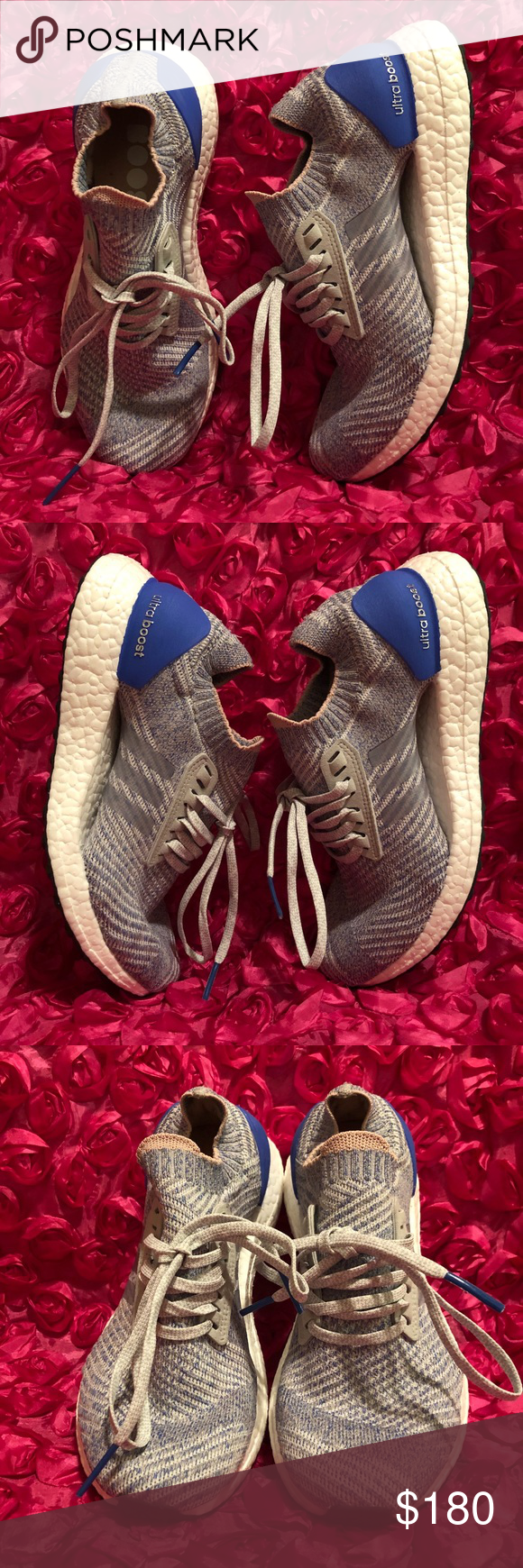 59ce7c5630a WOMEN RUNNING ULTRABOOST X SHOES Brand new never worn No box 📦 Color  GREY  TWO
