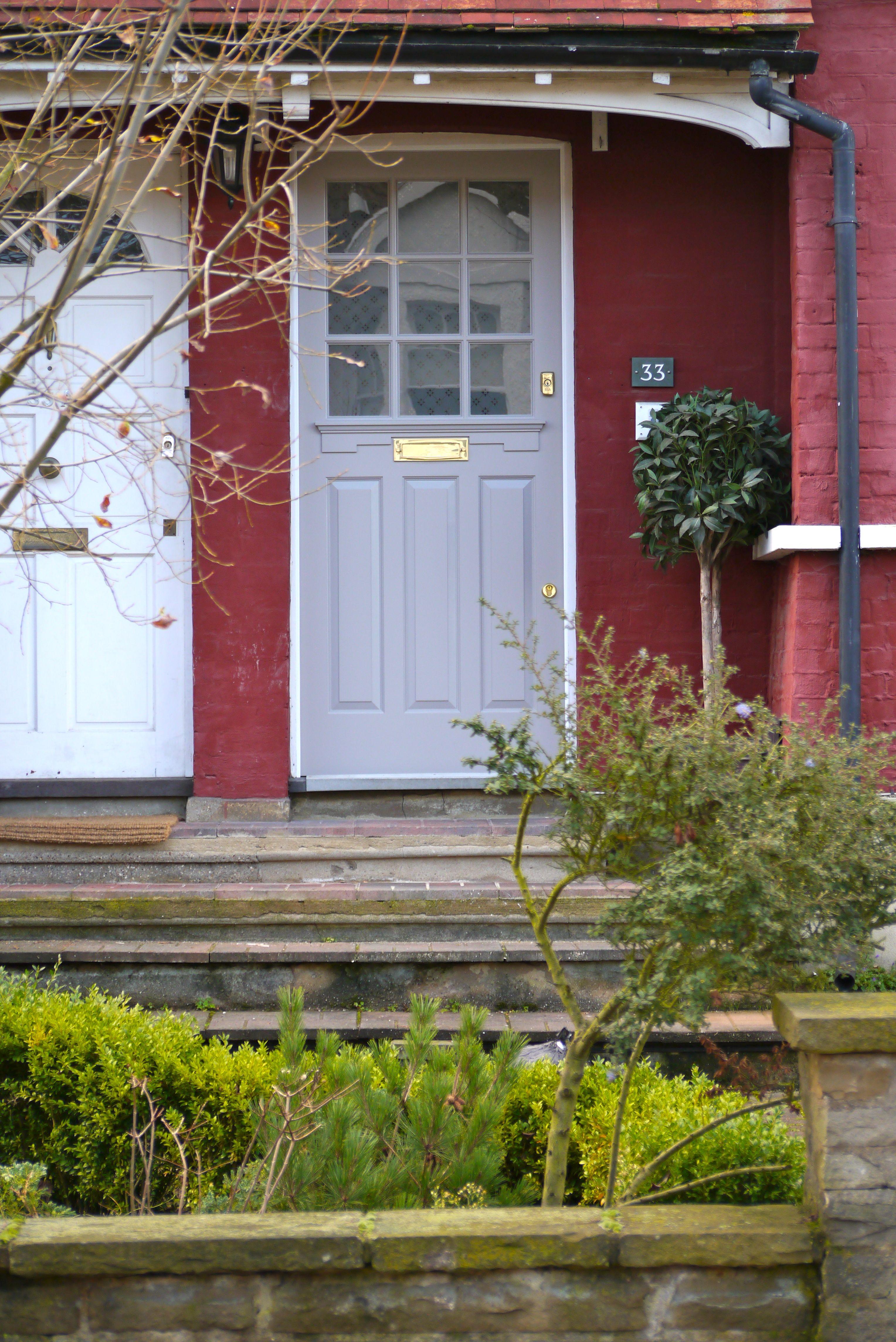 The London Door Company - Front Door Ealing, London - LDC Mushroom ...