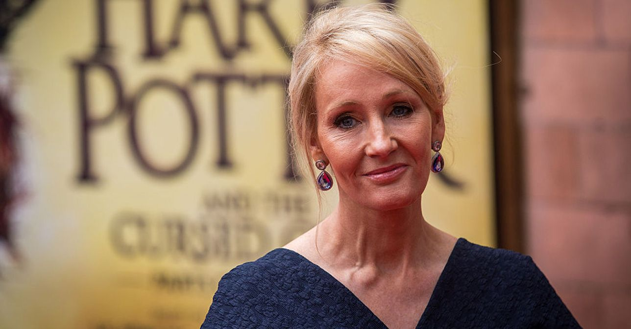 Watch Harry potters birth makes jk rowling cry video