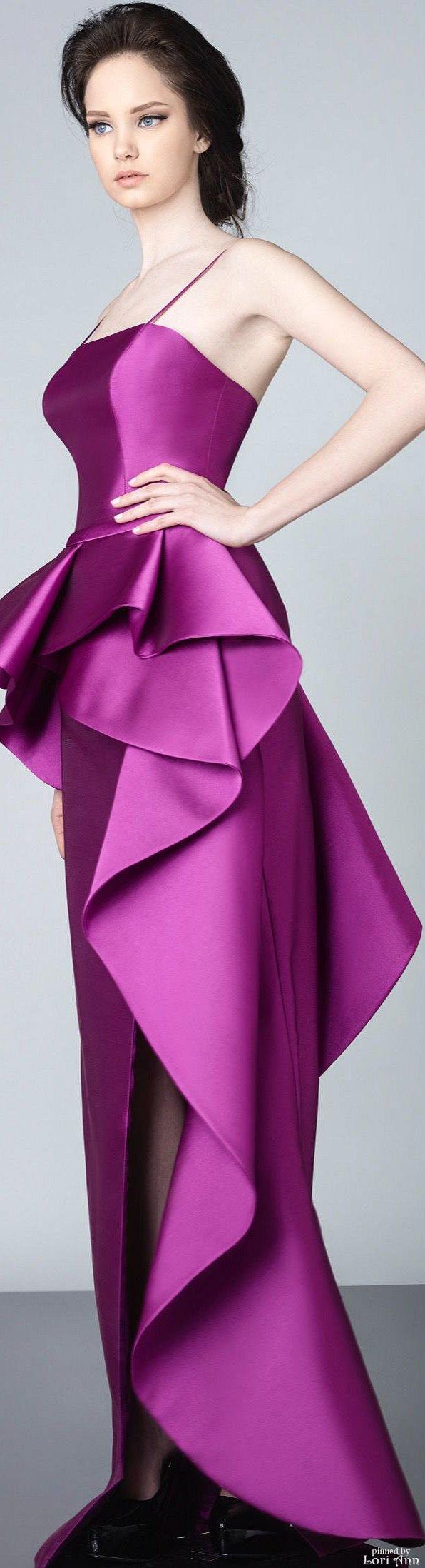 Lujoso Vestidos De Novia De Alta Costura única Ideas Ornamento ...