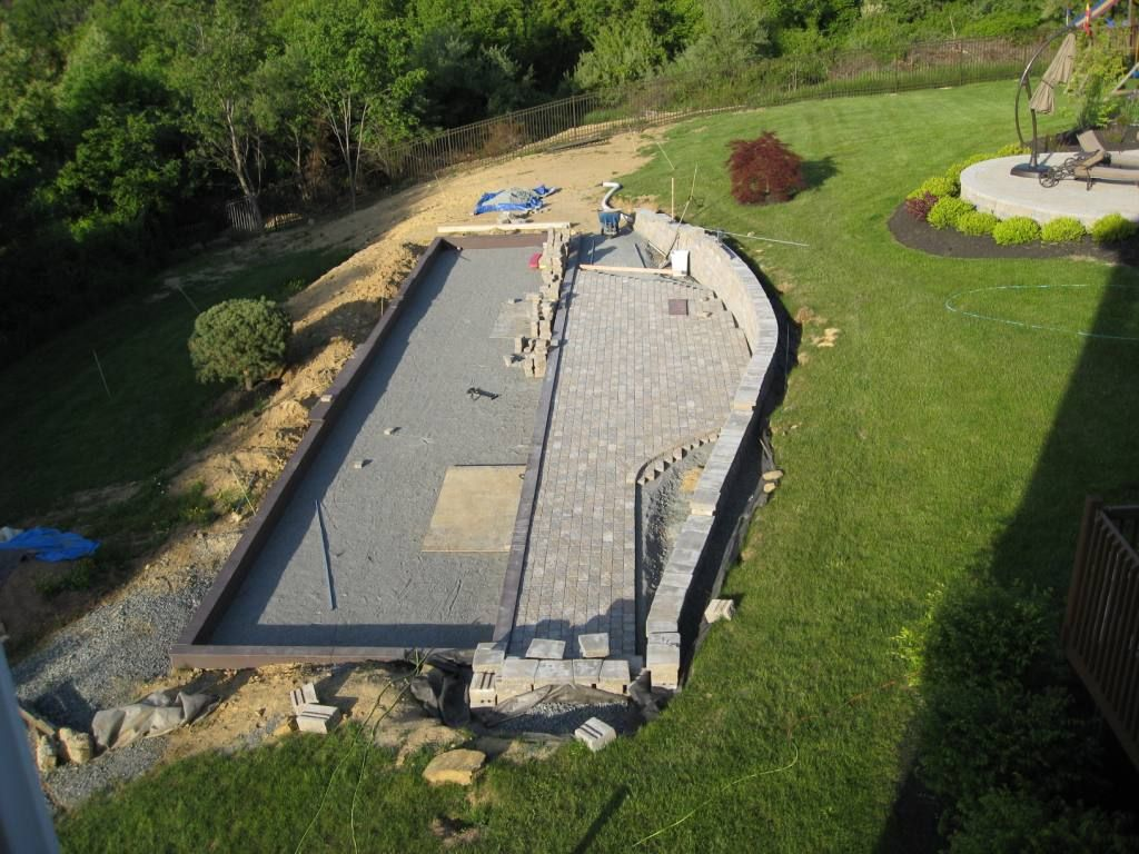 bocce court bocce court build bocced jpg bocce ideas