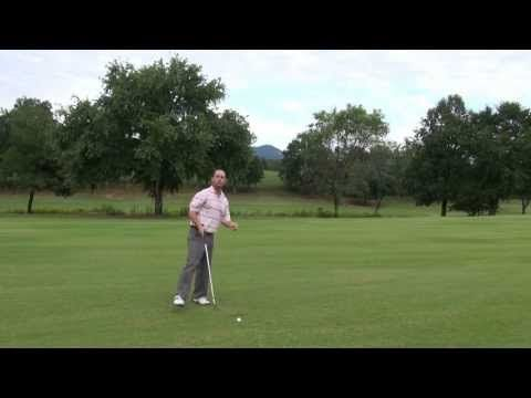 1 footed golf drill - 360 degrees of balance - golf - http://sports.onwired.biz/golf/1-footed-golf-drill-360-degrees-of-balance-golf/