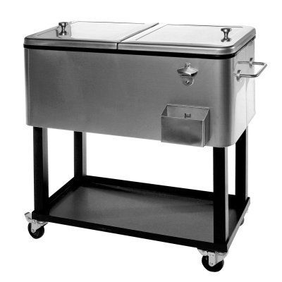 Oakland Living Patio Cooler Cart - So want this!!