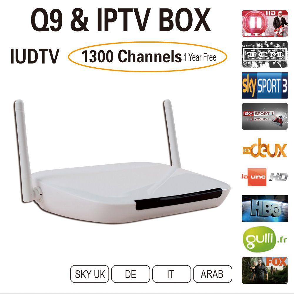 Free Uidtv Arabic Iptv Box 1300plus Europe Channels Iudtv
