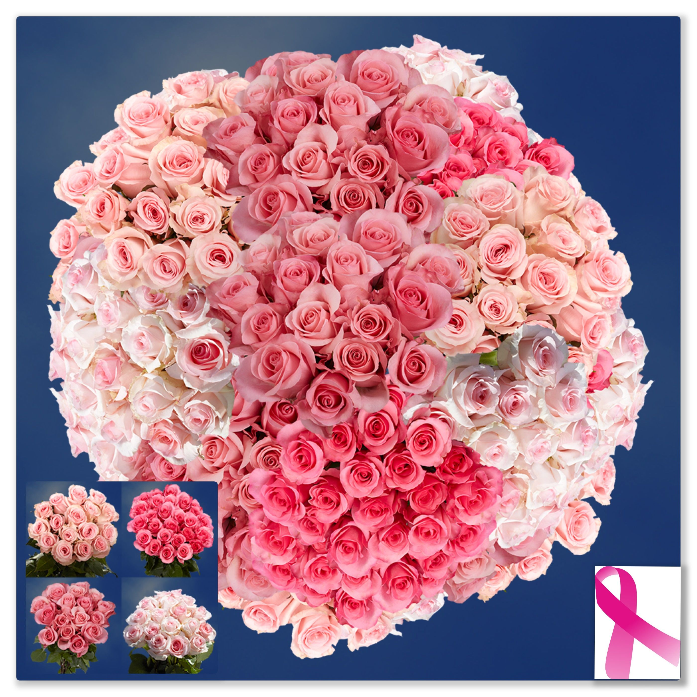 Sending cheap flowers online fall flowers pinterest pink roses support the breast cancer fighters and help spread awareness use code bca for 10 off on all pink roses carnations or bouquets izmirmasajfo
