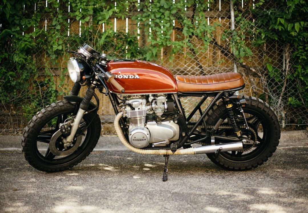 Cafe Racers Of Instagram On Instagram A Honda Cb550 Built By Cyclerefinery Out Of Austin Tx Big Things Coming From This Shop Photo Cafe Racer Cb550 Cafe [ 746 x 1080 Pixel ]