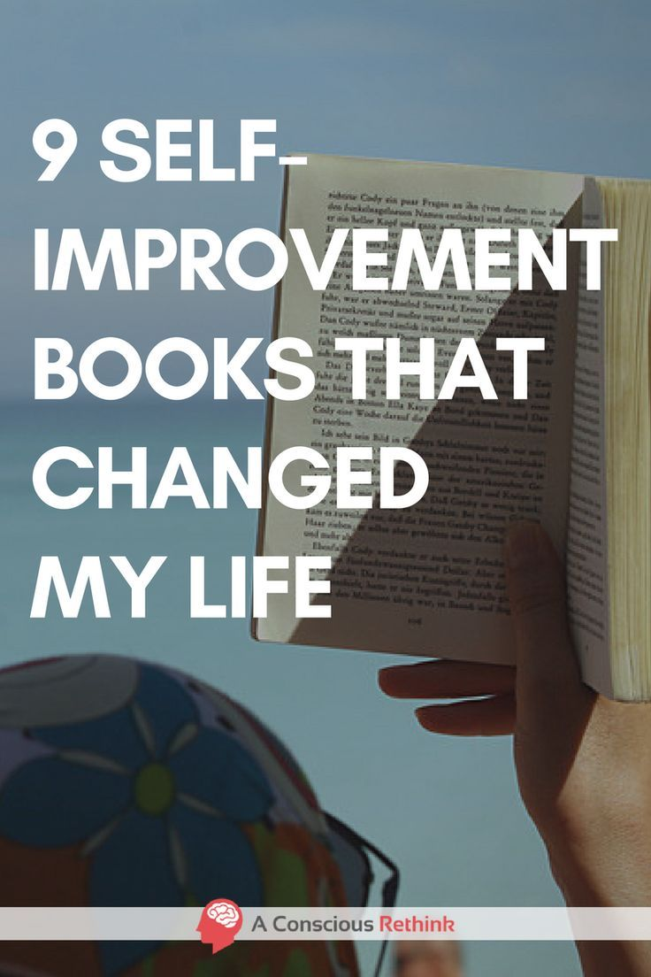 9 self-improvement books that changed my life | self improvement and