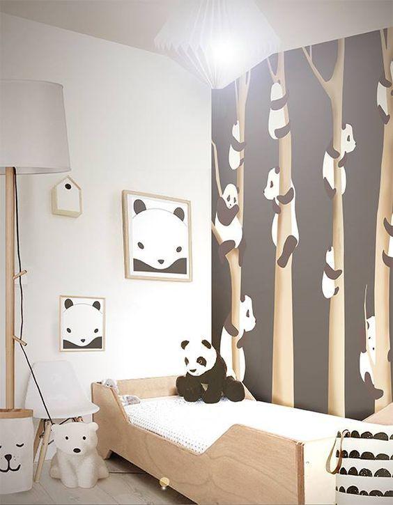 Camas montessori gu a ideas y beneficios hogar for Decoracion habitacion infantil montessori
