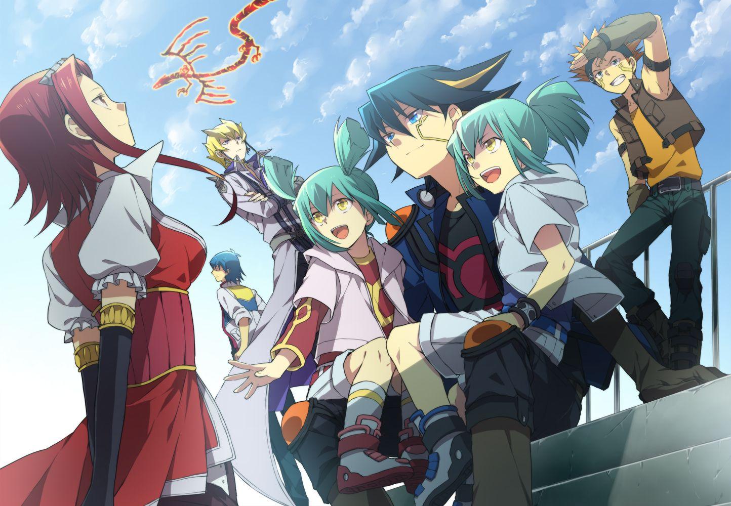 Pin by Ashley Doran on YUGIOH! 5ds Anime, Yugioh