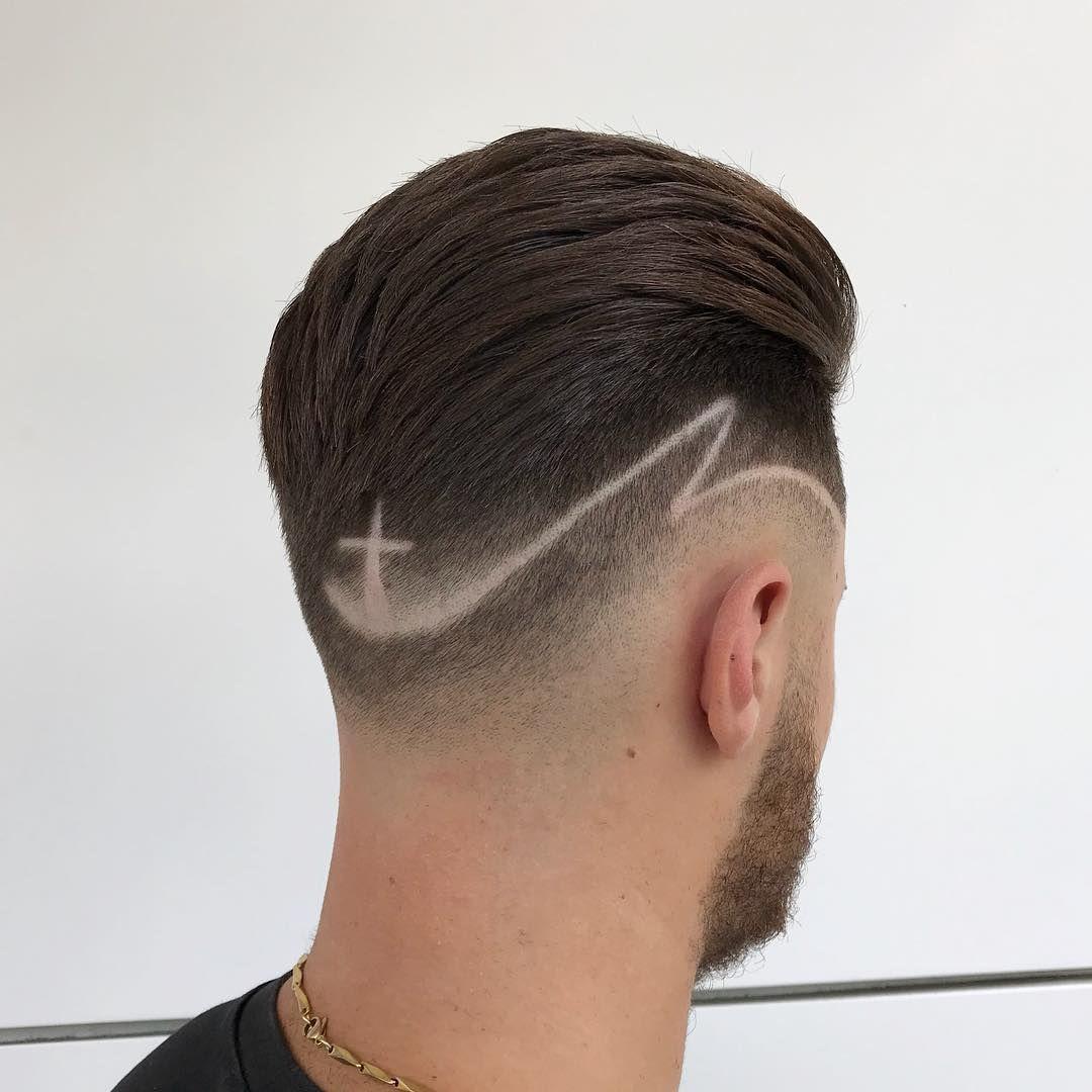 35 Awesome Design Haircuts For Men Em 2020 Cabelo Desenho De Cabelo Masculino
