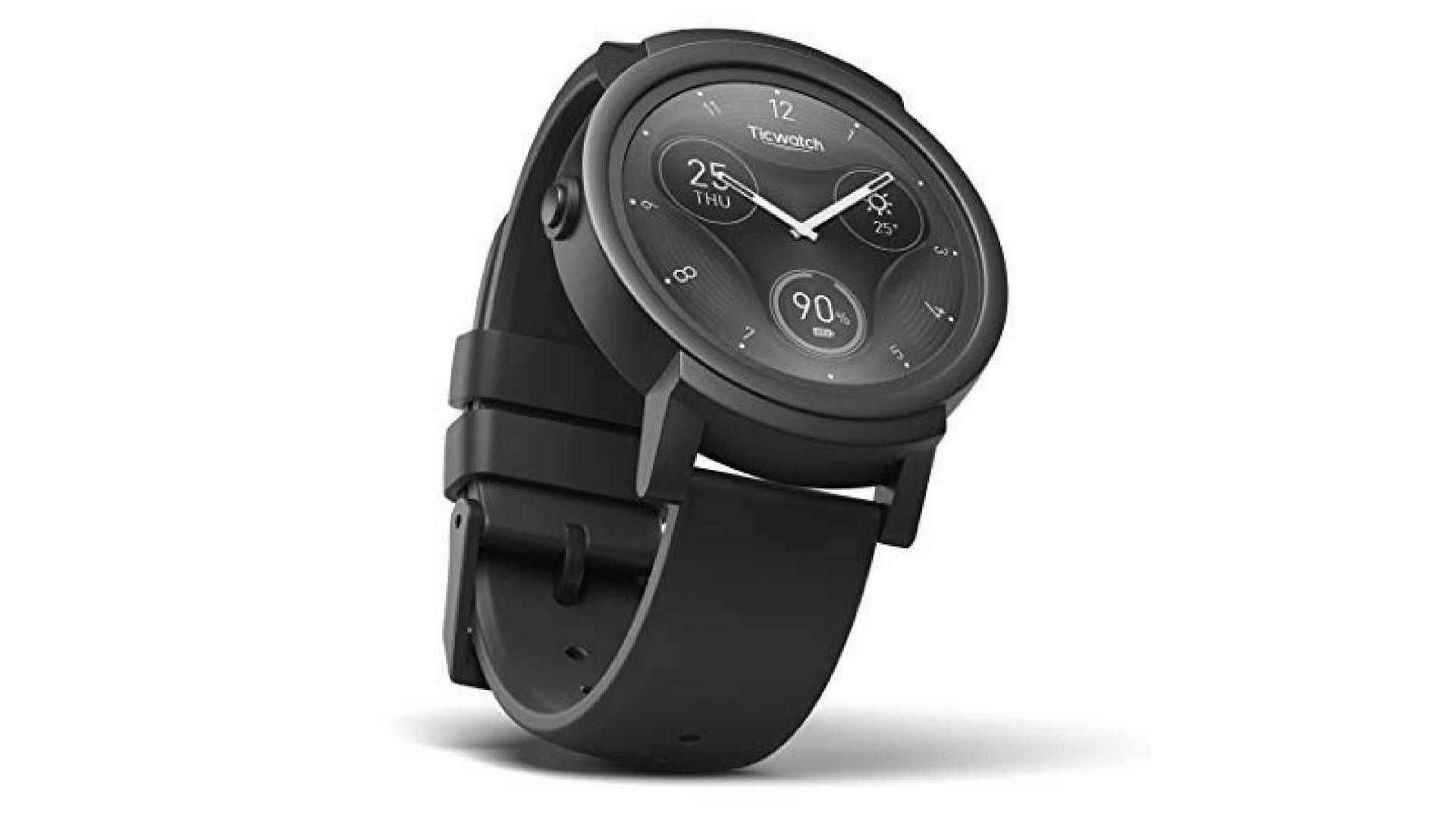 Ticwatch E (Express) Reviews and Ratings Wearable tech