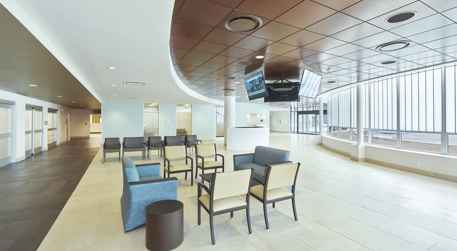 Gallery of methodist south emergency department addition