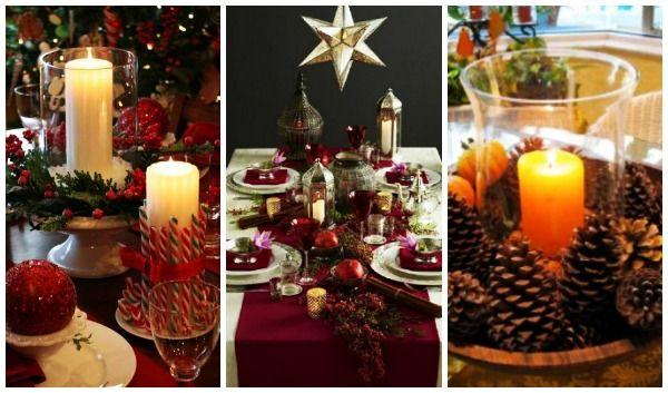 59 Ιδέες για Χριστουγεννιάτικη διακόσμηση τραπεζαρίας! | Christmas