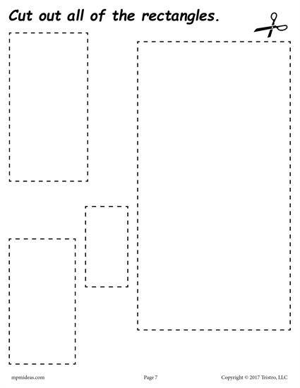 Golf Merit Badge Worksheet Excel  Free Printable Shapes Cutting Worksheets  Printable Shapes  Letter Tracing Worksheets Free Word with Rhyming Words Worksheet Ks1 Pdf  Free Printable Shapes Cutting Worksheets Slide Flip Turn Worksheet Pdf