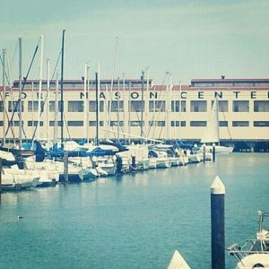 Fort Mason Harbor. Help to fund our indiegogo campaign and get the best travel book on San Francisco. Only a few days left...