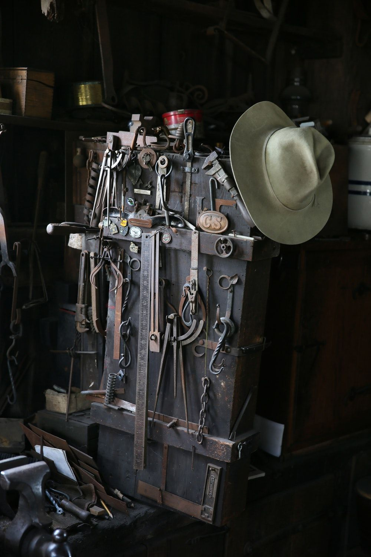 Blacksmithing with Ole Outdoors OleOutdoors
