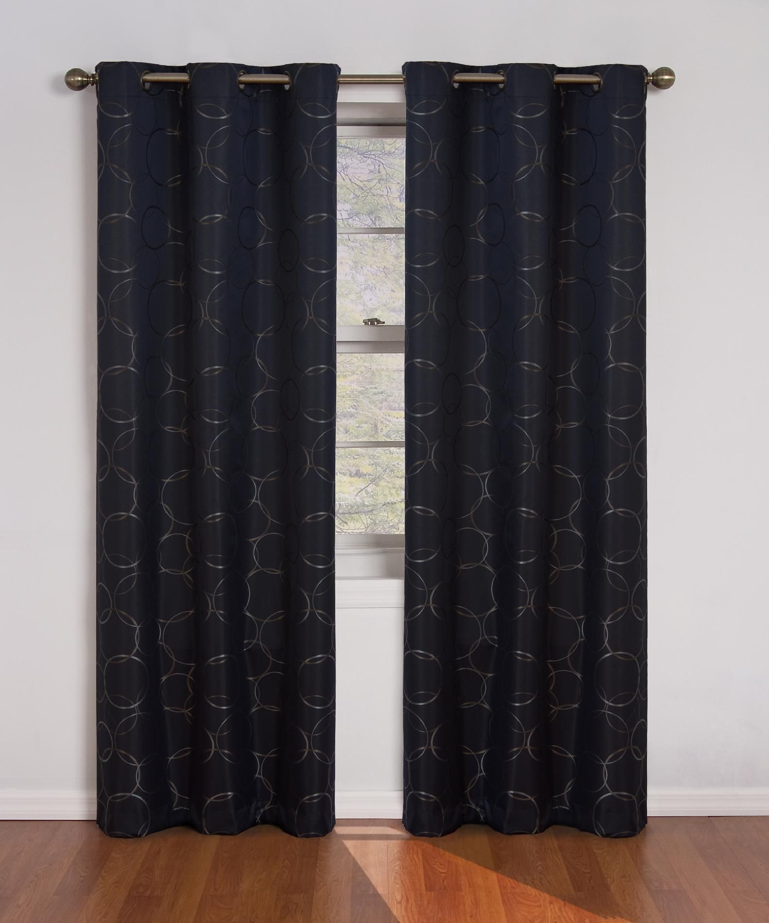 Eclipse Blackout Curtains Sears Cortinas Thing 1