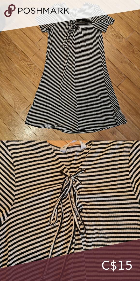 🔥3/25🔥Cheap Bluenotes Striped T-shirt Dress