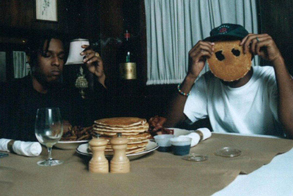 Image of AAP Rocky & Tyler, The Creator Announce Joint