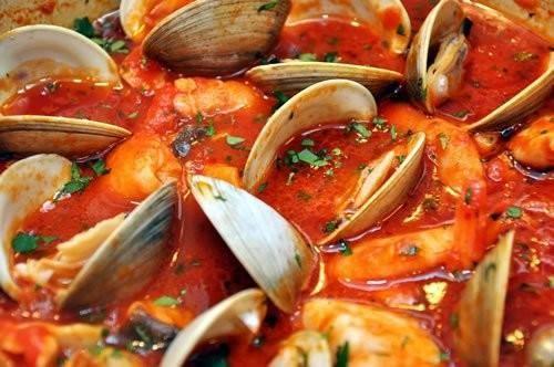 Zuppa di Vongole e Cozze - Antico Ristorante Spessotto a Portogruaro