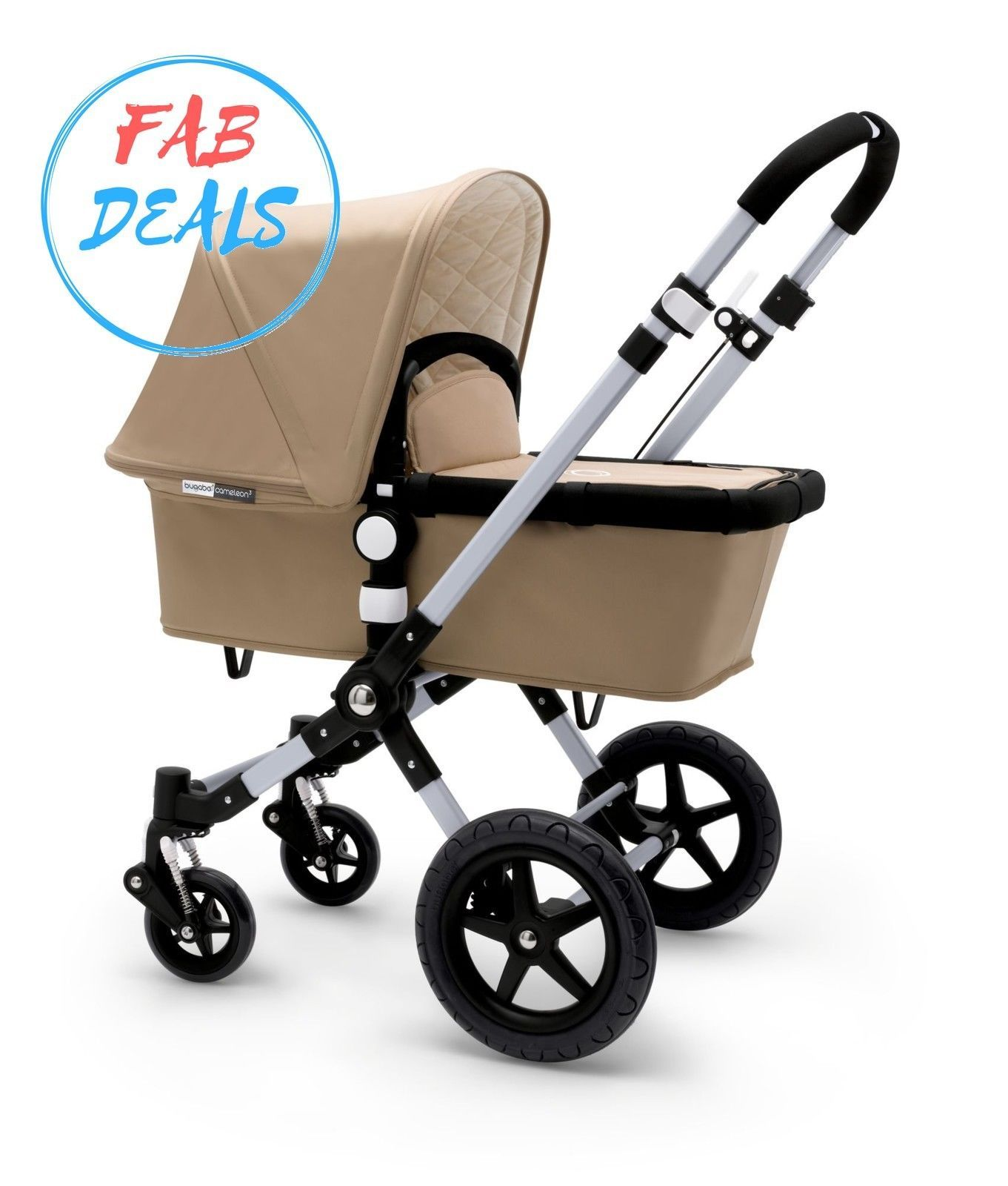 New ORIGINAL Bugaboo Cameleon Classic Collection, Sand
