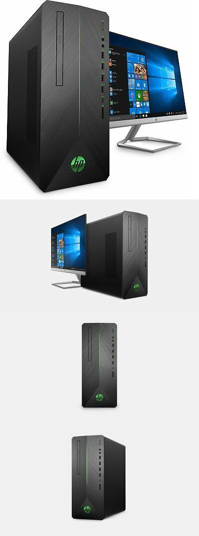 Desktops and All-In-Ones 171957: Hp Pavilion Gaming Desktop
