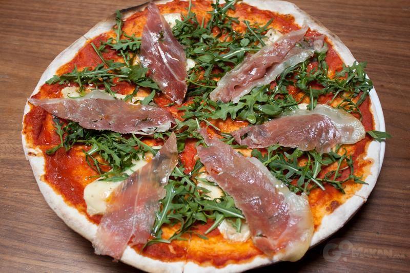 San Daniel @ Mezze | GoMakan | Malaysia | Kuala Lumpur | Damansara | Pizza | Bistro