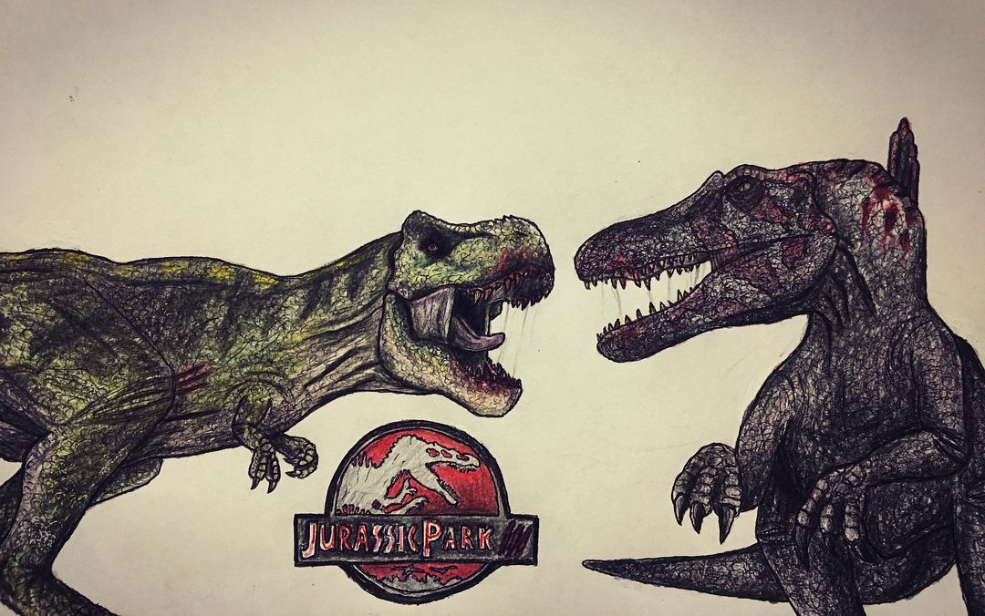 Pin em Jurassic Park