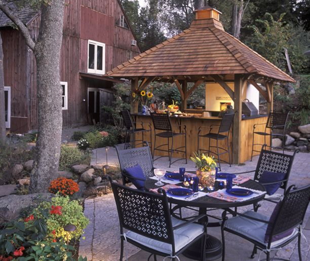 How To Create The Ultimate Outdoor Kitchen Backyard Patio Makeover Patio