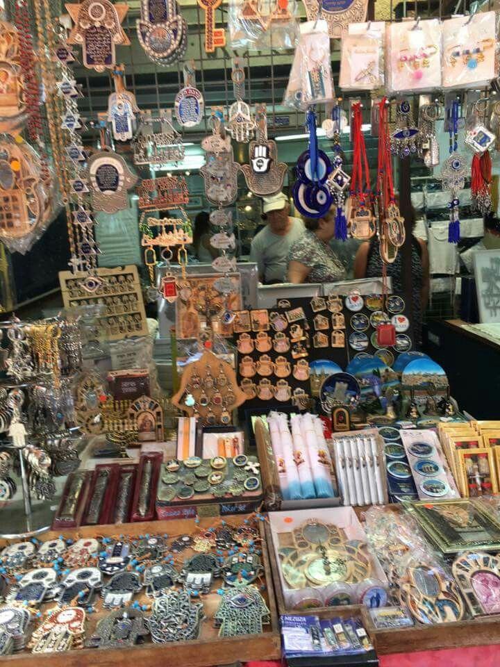 Mercato Karmel di Tel Aviv