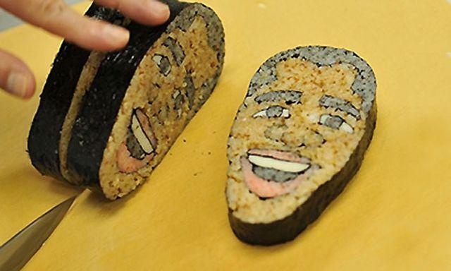 Barack Obama también tiene su propio sushi